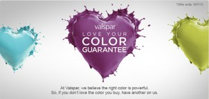Valspar Love Your Color